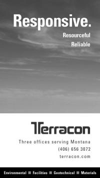 Terracon Consultants, Inc  - Billings